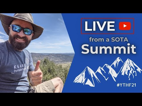 LIVE from a SOTA Summit #YTHF21