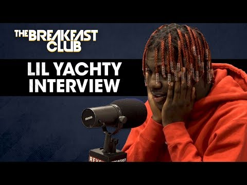 connectYoutube - Lil Yachty Confronts Charlamagne, Talks About His New Project + More