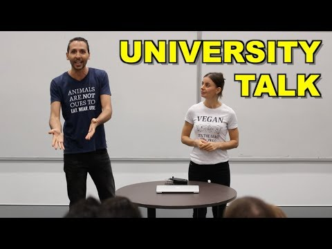 UNIVERSITY TALK + Q&A | PODCAST SAMPLE
