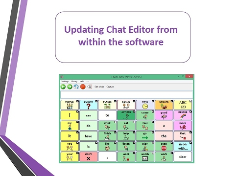 How to Update Chat Editor