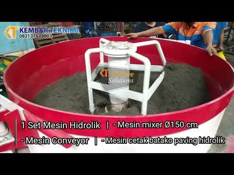 1 Set Mesin Hidrolik