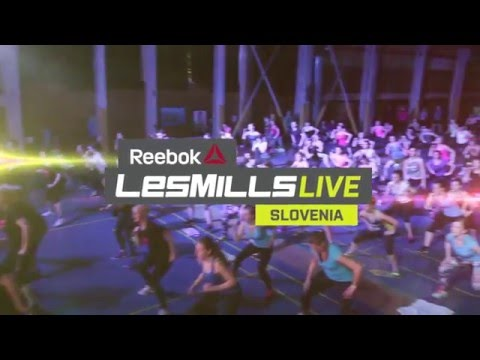 Les Mills Live 2016