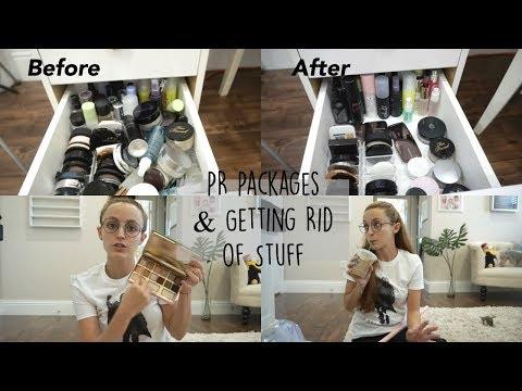 Random Rambles | Kandee Collection + Decluttering Makeup!