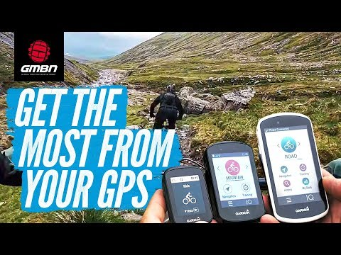 How To Get The Most Out Of Your GPS | Mountain Bike Computer Tips