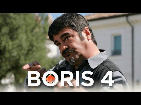 FINALMENTE BORIS 4!