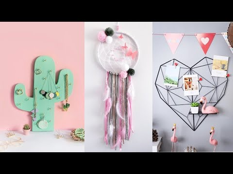 DIY AMAZING ROOM DECOR IDEAS YOU WILL LOVE - EASY and CHEAP CRAFTS  #DIYGirls #Roomdecor