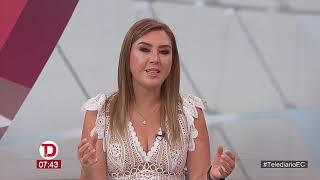 #Telediario   Entrevista a María Gabriela Dávila, Gerente General de EMGIRS
