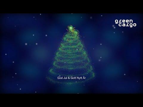 Från oss alla på Green Cargo till er alla – en riktigt God Jul & Gott Nytt!