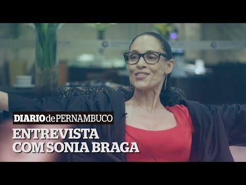 Confira entrevista exclusiva com Sonia Braga