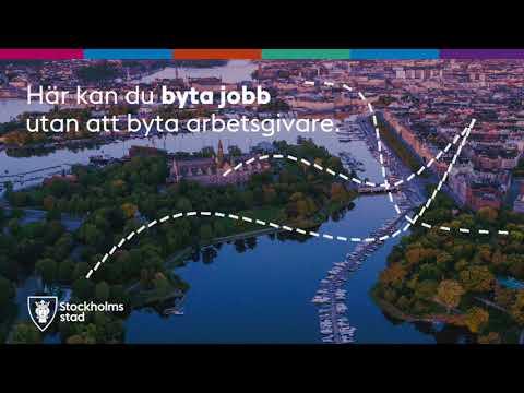 Jobba i Stockholms stad