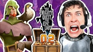 KING SLAYER - Mighty Quest for Epic Loot - Part 2