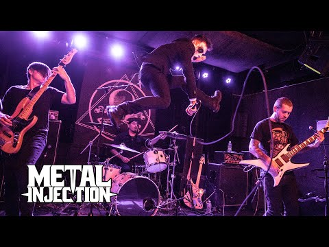 """Tornado Of Souls"" Live At The Metal Injection 15th Anniversary Party"