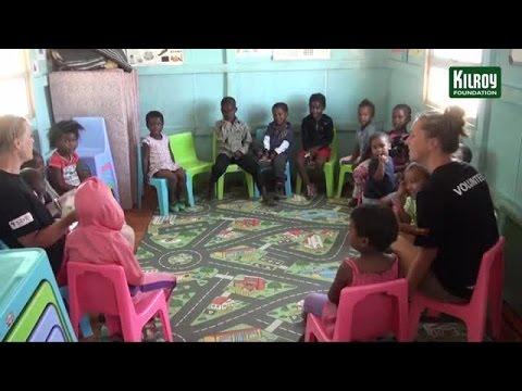 Visit to Sunshine Educare, December 2014 - KILROY