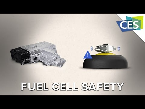 The Safety of Hydrogen Fuel Vehicles