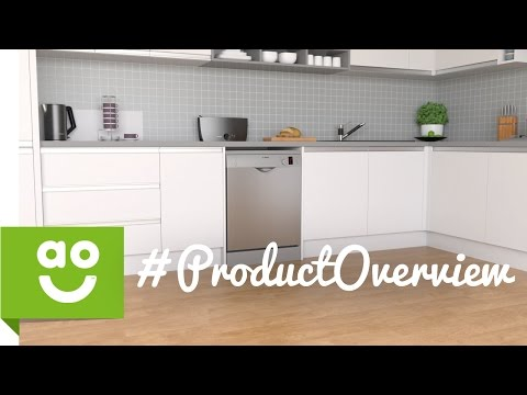 Bosch Dishwasher SMS50C22GB Product Overview | ao.com
