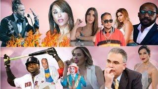 TOP ESCÁNDALOS EN REPÚBLICA DOMINICANA 2019!!!