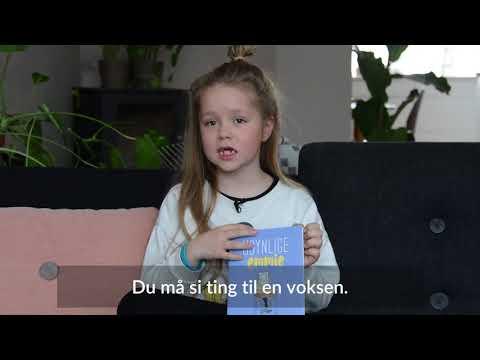 Barnas boktips: Lykke (7) anbefaler «Usynlige Emmie»