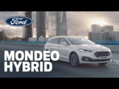 Ford Mondeo Hybrid Traveller | Ford Austria