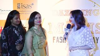 LFW Kids and Dazzling moms Interview