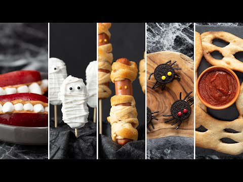 Five Easy Halloween Treats in 15 Minutes or Less // Presented by BuzzFeed & GEICO