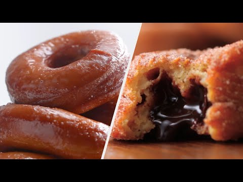 Delicious Recipes For Donut Lovers ? Tasty