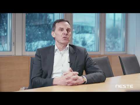 Neste Engineering Solutions facilitate customers transformation towards circular economy. Watch the video and find out how!