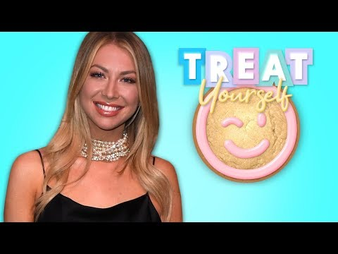 Watch Stassi Schroeder Decorate a Cookie | Treat Yourself | Allrecipes.com