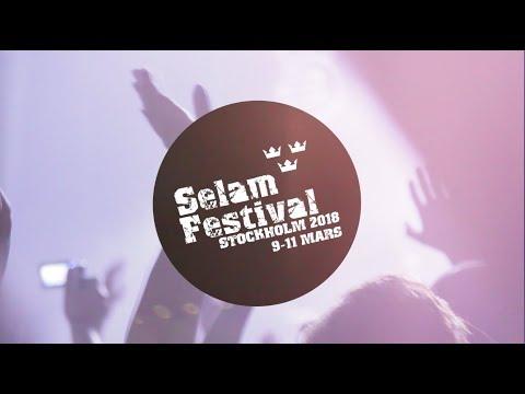 Selam Festival Stockholm 2018 Pre-trailer