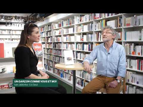 Vidéo de Ivan Jablonka