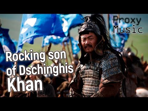 © Proxy Music: Rocking son of Dschinghis Khan