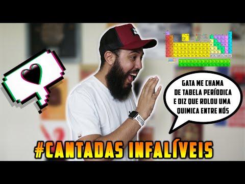 AS CANTADAS MAIS INFALÍVEIS DO MUNDO!!!   ‹Robson Santos›