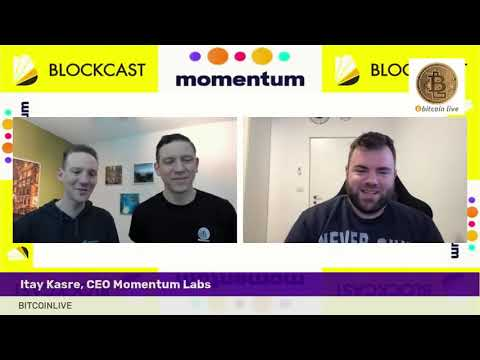 "Itay Kasre, CEO of Momentum Labs ""The Future of Customer Retention"""