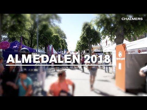 Almedalen 2018 – Chalmers rektor Stefan Bengtsson sammanfattar