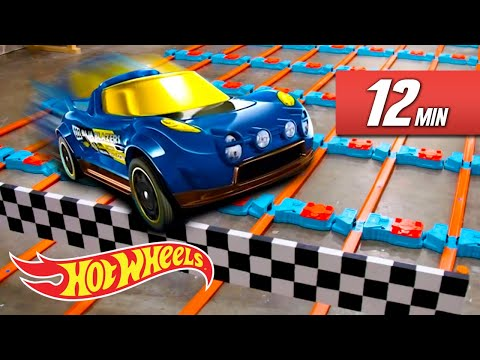 Breaking Unlimited Track World Records! The Best of Unlimited | Hot Wheels Unlimited | Hot Wheels