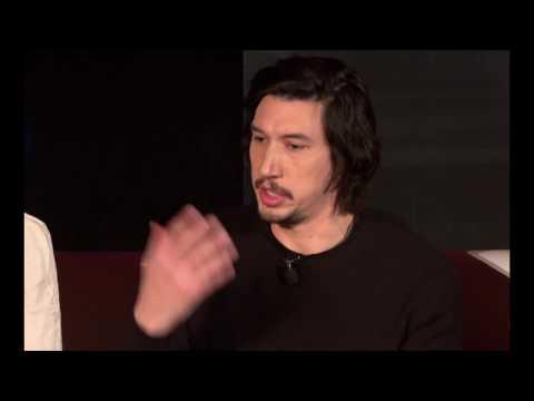 Star Wars The Last Jedi  US Press Conference 02