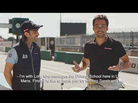 [Ep.3] Pescarolo Prototype Training Course in Le Mans with Sarah and Louis! Total Racing
