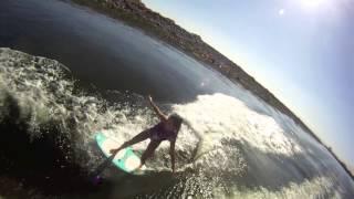 Vanessa Gonzalez Centurion Wake Surfing