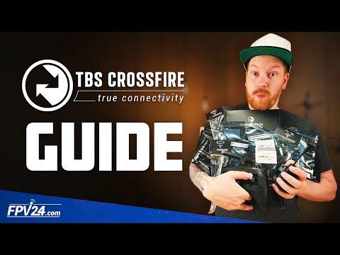 TBS Crossfire – Einführung und ALLE PRODUKTE vorgestellt | DEUTSCH | FPV24