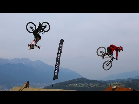 Polygon UR at Crankworx Innsbruck 2017