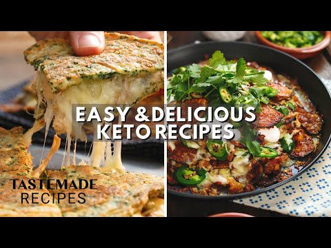 12 Keto Recipes To Ring In The New Year   Tastemade Staff Picks