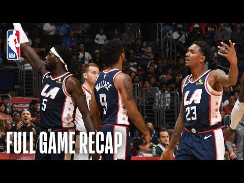 CAVALIERS vs CLIPPERS | Lou Williams Goes Off In The 4th | March 30, 2019