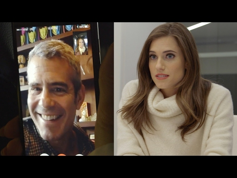 Allison Williams Finding Her Edge | Allure