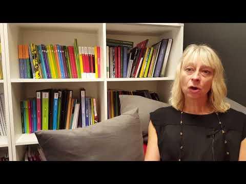 Tankar, känslor och beteenden - möt författaren Iaa Hedin