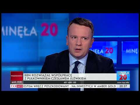 """red. Sakiewicz i red. Stankiewicz - """"Minęła20"""" 27/9/2017"""