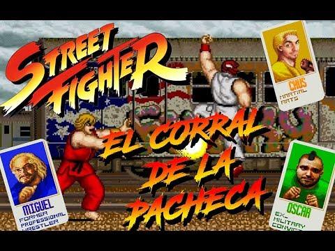 Especial Street Fighter 30 Aniversario (1 de 5) El Corral de la Pacheca [AVOP]