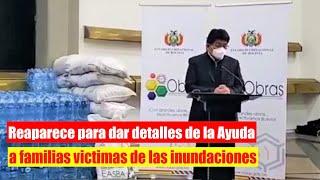 Ministro Edgar Montaño supera el Covid-19 y se reincorpora a sus funciones - Bolivia