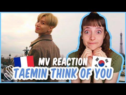 StoryBoard 0 de la vidéo MV REACTION TAEMIN - THINK OF YOU FRENCH