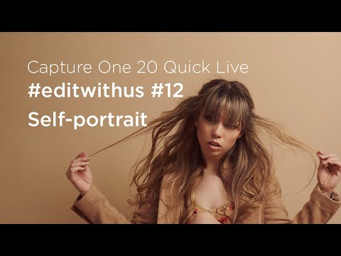 Capture One 20 | Quick Live : Edit with us #12