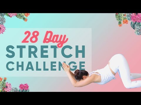 28-Day Stretch Challenge. You in?