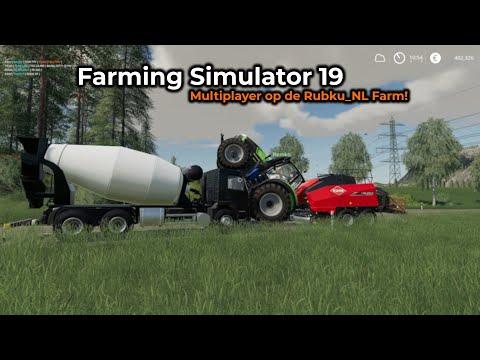 Farming Simulator 19 -- Opname 23/07/2019